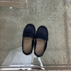 Janie&Jack blue loafers